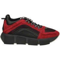 Chaussures Femme Baskets basses Vic SCARPA PALO./VEL./VEL. rosso