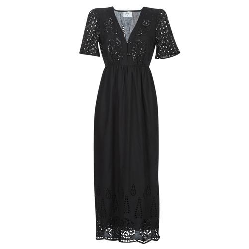 Vêtements Femme Robes longues Betty London MARTI Noir