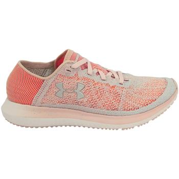 Chaussures Femme Running / trail Under Armour Chaussures running Synthétique WOMEN THREADBORNE BL rose