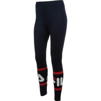Vêtements Femme Leggings Fila 687209 noir