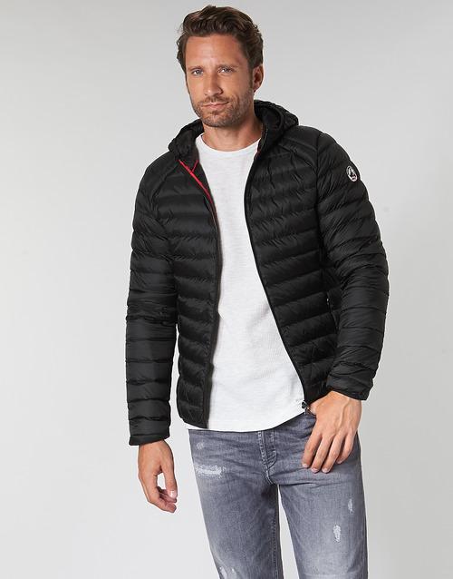 Vêtements Homme Doudounes JOTT NICO  Noir