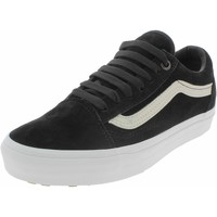 Chaussures Fille Baskets mode Vans OLD SKOOL MTE NERE Noir