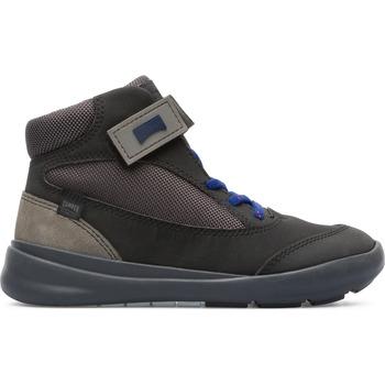 Chaussures enfant Camper Baskets velcro cuir ERGO