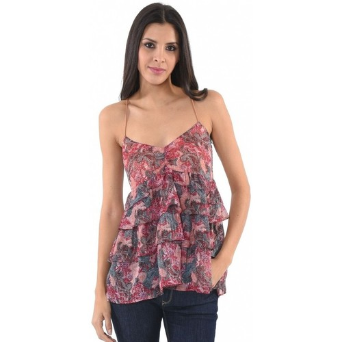 Vêtements Femme Tops / Blouses Kaporal Top Flopy Cameli