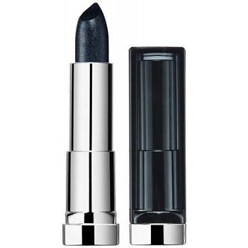 Beauté Femme Rouges à lèvres Maybelline New York Rouge à lèvres COLOR SENSATIONAL METALLIC - 50 Gunmetal Autres