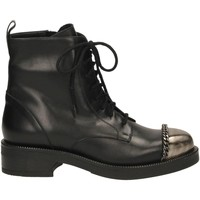 Chaussures Femme Boots Albano VITELLO nero