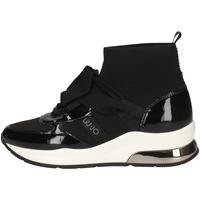 Chaussures Fille Baskets montantes Liu Jo 469703TX067 NOIR