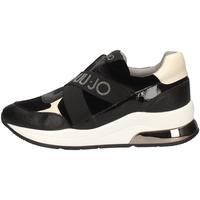 Chaussures Fille Slip ons Liu Jo 469701TX064 NOIR