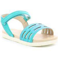 Chaussures Fille Sandales et Nu-pieds Mod'8 Loveme TURQUOISE