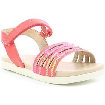 Chaussures Fille Sandales et Nu-pieds Mod'8 Loveme ROUGE