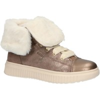 Chaussures Fille Bottes de neige Geox J947YB 0MA22 J DISCOMIX Beige