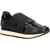 Chaussures Femme Slip ons MTNG 69935 Negro