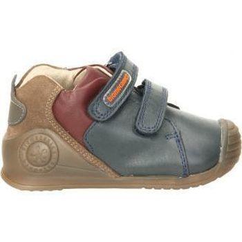Chaussures Enfant Boots Biomecanics 191155 B Bleu