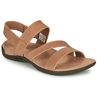 Chaussures Femme Sandales sport Merrell DISTRICT KANOYA STRAP Camel