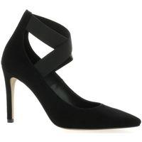 Chaussures Femme Escarpins Fremilu Escarpins cuir velours Noir