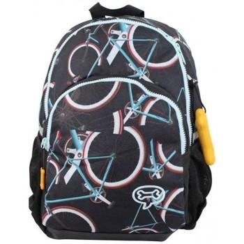 Sacs Enfant Sacs à dos Stones And Bones Sac à dos  motif vélo bleu 1 poche Multicolor
