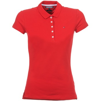 T-shirts & Polos Tommy Hilfiger NEW CHIARA Rouge 350x350