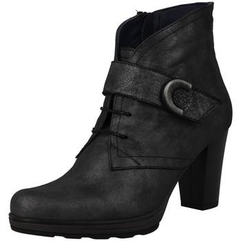 Chaussures Femme Bottines Dorking 7966 plomb