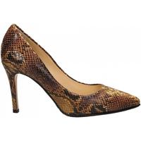 Chaussures Femme Escarpins L'arianna SERPENTE senape