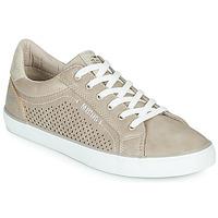 Chaussures Femme Baskets basses Mustang 1267311 Beige