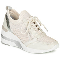 Chaussures Femme Baskets basses Mustang  Blanc