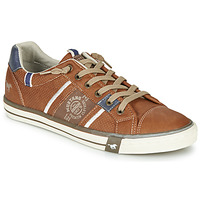 Chaussures Homme Baskets basses Mustang 4072308-307 Cognac