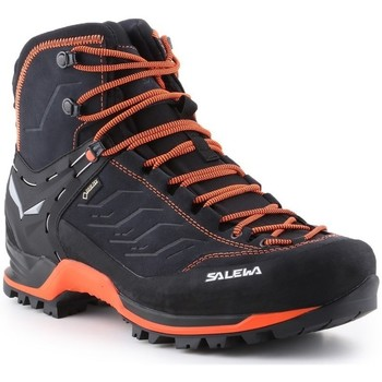 Chaussures Homme Boots Salewa MS Mtn Trainer Mid Gtx Noir