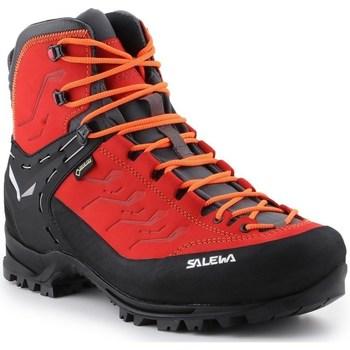 Chaussures Homme Randonnée Salewa MS Rapace Gtx Noir,Rouge