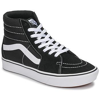 Chaussures Baskets montantes Vans COMFYCUSH SK8-HI Noir / Blanc
