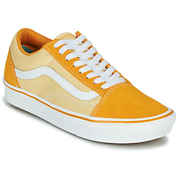 Chaussures Femme Baskets basses Vans COMFYCUSH OLD SKOOL Jaune