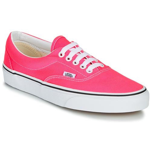 chaussure vans rose femmes