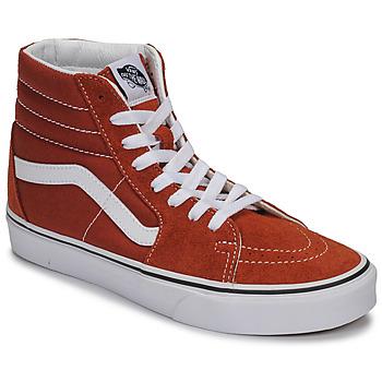 Chaussures Baskets montantes Vans SK8-Hi Rouille