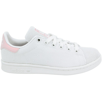 Chaussures Femme Baskets basses adidas Originals Chaussures de sport Synth'tique STAN SMITH WOMEN blanc