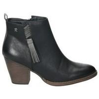 Chaussures Femme Bottines Refresh 69291 Noir