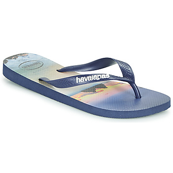 Chaussures Homme Tongs Havaianas HYPE Marine
