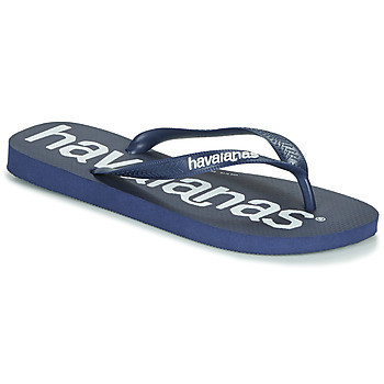 Chaussures Homme Tongs Havaianas TOP LOGOMANIA NAVY BLUE
