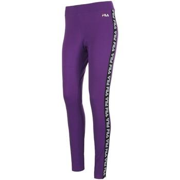 Vêtements Leggings Fila 687216 violet