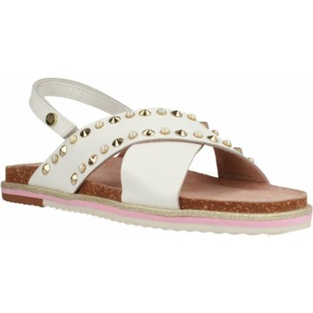 Chaussures Fille Sandales et Nu-pieds Gioseppo 43709G Blanc
