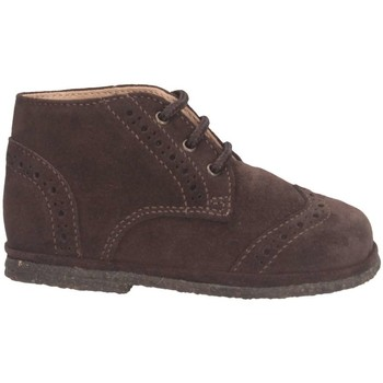 Chaussures Homme Boots Gioiecologiche 4003 marron