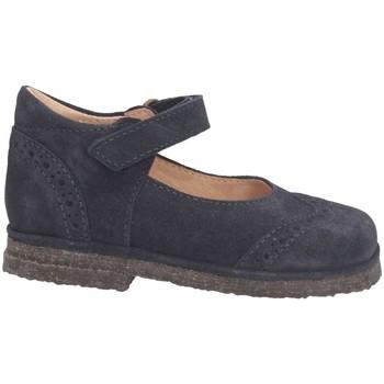 Chaussures Fille Ballerines / babies Gioiecologiche 4000 bleu