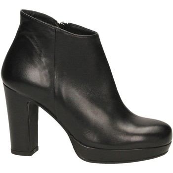 Chaussures Femme Bottines Les Venues NAPPA nero