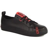 Chaussures Femme Baskets basses Big Star INT1222B Noir