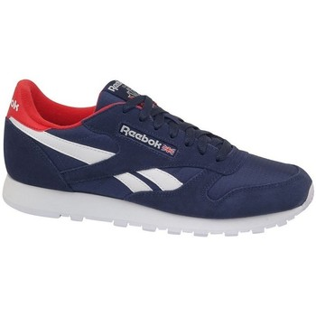 Chaussures Homme Baskets basses Reebok Sport CL Leather MU