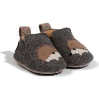 Chaussures Enfant Chaussons Haflinger 65308004 Grigio