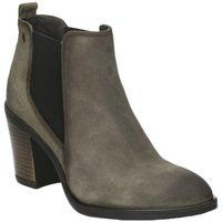 Chaussures Femme Bottines Hangar Shoes 8062 Vert