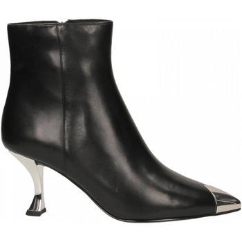 Chaussures Femme Bottines What For BREE black