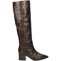 Chaussures Femme Bottes ville Giampaolo Viozzi TANZANIA marrone