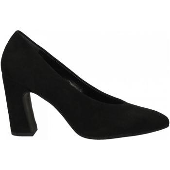 Chaussures Femme Escarpins Malù CAMOSCIO nero