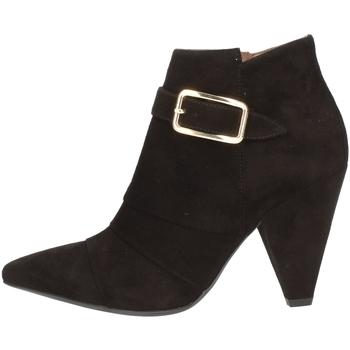Chaussures Femme Bottines Nero Giardini A909452DE NOIR