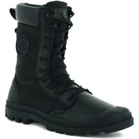 Chaussures Boots Palladium TACTICAL OPS WATERPROOF BLACK